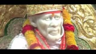 Sai Baba - Sai Mantra - Marathi(Hindi) - Shirdi Ke Sai Baba Aartiyan - Suresh Wadkar