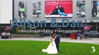 Pinstripes Wedding Highlight Video | Pinecrest | Cleveland Wedding Videographers