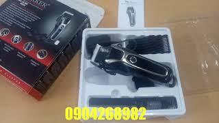 Tông đơ surker 805 - pin trâu cắt tóc ngon,  giá lại rẻ