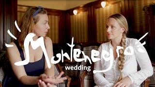 Свадьба в Черногории. Екатерина Кузнецова & Вероника Кромбергер