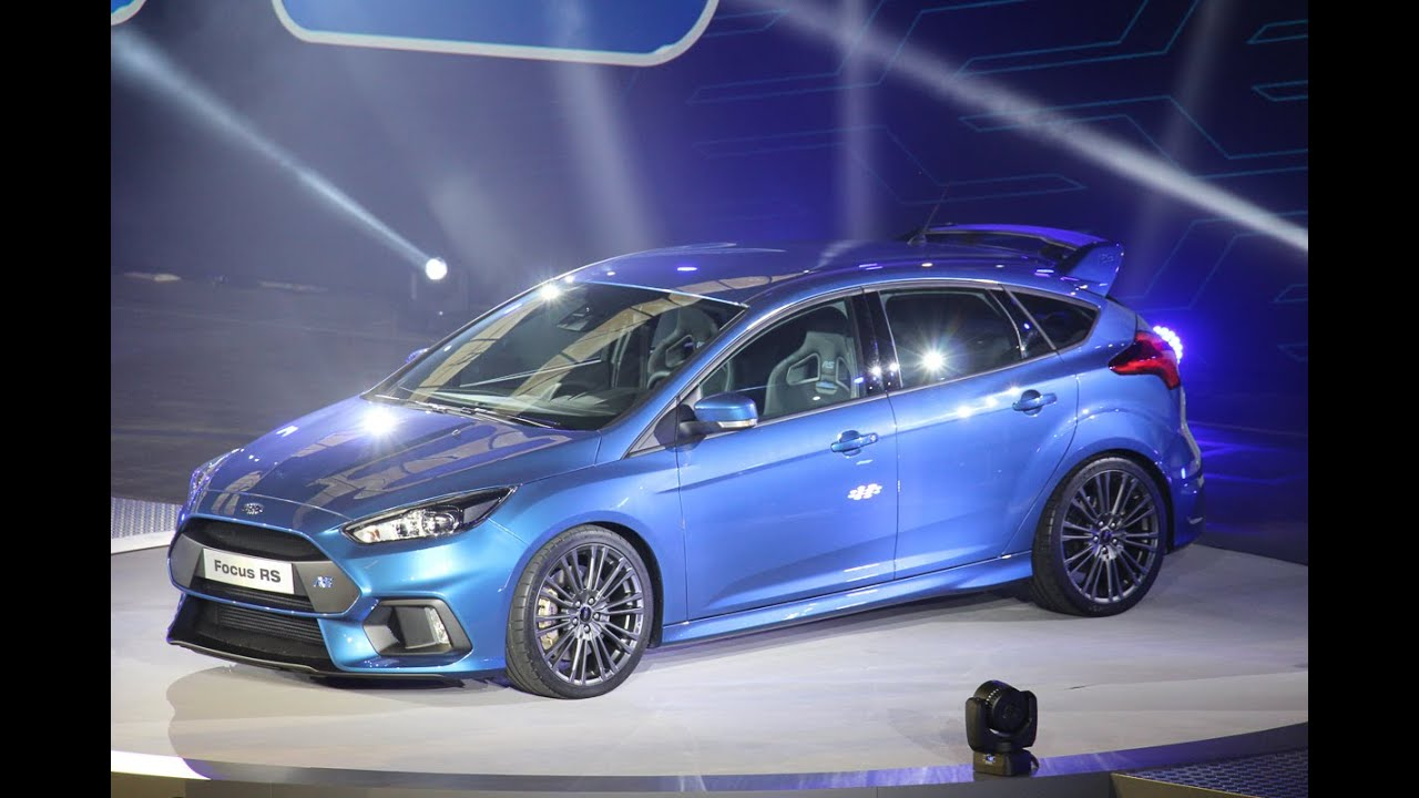 2015 ford focus rs mk3 die ersten fakten weltpremiere. Black Bedroom Furniture Sets. Home Design Ideas