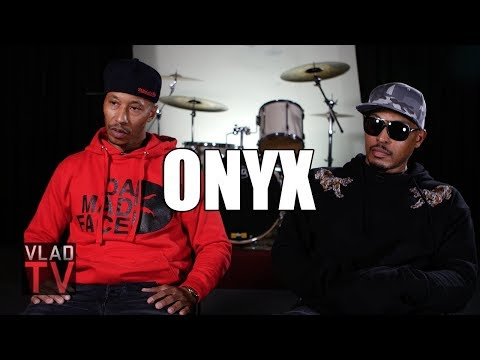 Onyx on Sticky Fingaz Joining the Group, Jam Master Jay Signing Them (Part 2)