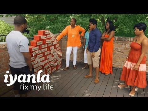 Exclusive: Fractured Family Breaks Down Walls | Iyanla: Fix My Life | Oprah Winfrey Network