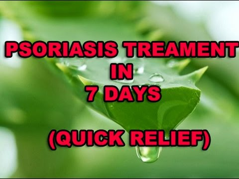 Psoriasis Treatment In 7 Days ||Permanent Cure for Psoriasis