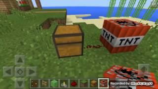 Minecraft: como usar o baú de armadilha
