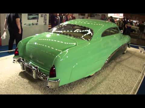 Custom Motor Show Elmia 2011-Hirohata Mercury.