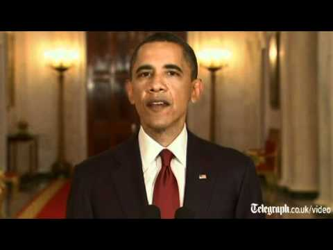 Osama bin Laden killed: Barack Obama breaks the news in TV address