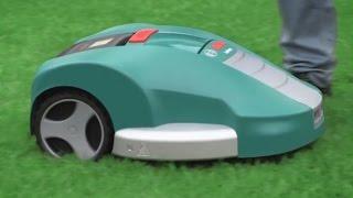 Обзор газонокосилки-робот BOSCH INDEGO(Обзор Роботизированная газонокосилка BOSCH INDEGO Тип газонокосилка-робот Тип двигателя электрически..., 2015-04-16T11:45:25.000Z)