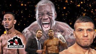 Boxing News: Jacobs vs. Derevyanchenko is OFFICIAL...Is Joshua vs. Wilder NEXT?!?!  |