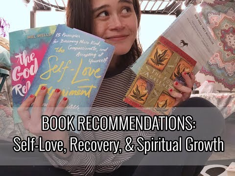 BOOKS TO HELP IN ED RECOVERY + SPIRITUAL GROWTH
