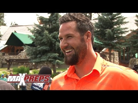 Eric Gagne Interview - 25th Annual American Century Championship