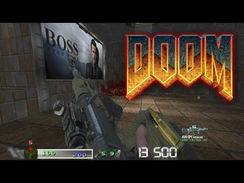 Developer Diary* AN-94 in the DOOM (CALL OF DOOM : BLACK OPS