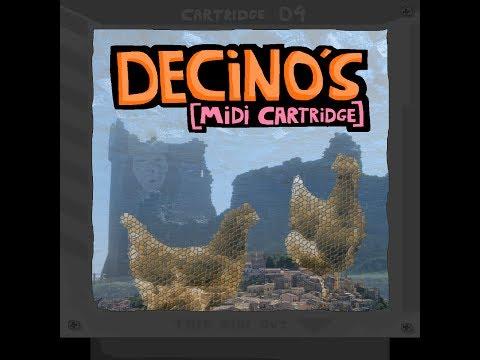 (Full Album) decino - Chicken Matrices (Midi Cartridge #04)