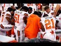 BREAKING NEWS! MULTIPLE CLEVELAND BROWNS PLAYERS KNEEL AND PROTEST DURING THE ANTHEM!