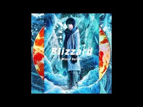 Daichi Miura Blizzard English