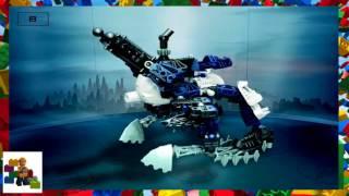 LEGO instructions - Bionicle - 8606 - Nuju