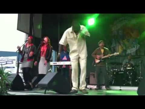 Leroy 'Heptones' Sibbles live 'Sea of Love'