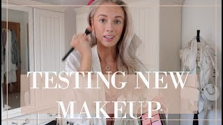 TESTING NEW SUMMER MAKEUP // Chatty GRWM + Daily Vlog