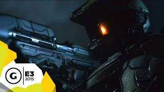 What's Different About Halo 5: Guardians?  - E3 2015 Microsoft Press Conference