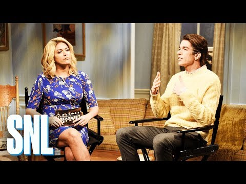Sitcom Reboot - SNL: The creator (John Mulaney) of Switcheroo explains why he brought back the show, about a father (Beck Bennett) and son that switch bodies.  #SNL #SNL43  Get more SNL: http://www.nbc.com/saturday-night-live Full Episodes: http://www.nbc.com/saturday-night-liv...  Like SNL: https://www.facebook.com/snl Follow SNL: https://twitter.com/nbcsnl SNL Tumblr: http://nbcsnl.tumblr.com/ SNL Instagram: http://instagram.com/nbcsnl SNL Pinterest: http://www.pinterest.com/nbcsnl/