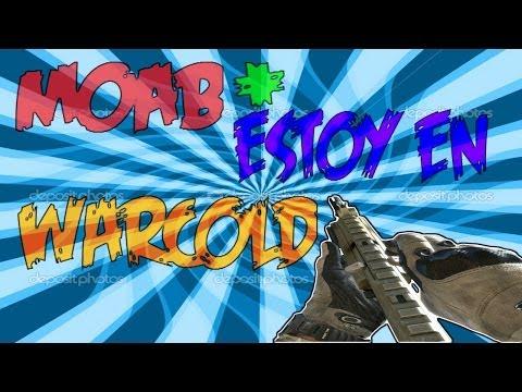 MOAB w/ACR + Estoy en WarCold Spain!!