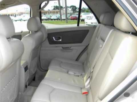 2006 CADILLAC SRX Luxury Leather 3rd Row Stabilitrak XM
