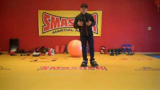 "Ernie Reyes Jr  ""warming up""  05/06/2010"