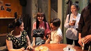 """Hari Won đến tận phim trường thăm chồng, """"vợ"""" Trấn Thành phản ứng bất ngờ"""