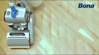 Der Parkettwalzenschleifer - Rentas Werkzeugvermietung