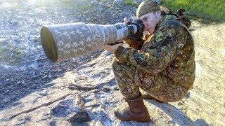 Обзор объектива Canon EF 600 мм f/4L IS USM | Мечта фотоохотника