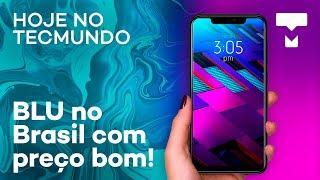 Motorola P30 Play, novos iPhones, BLU no Brasil e mais - Hoje no TecMundo