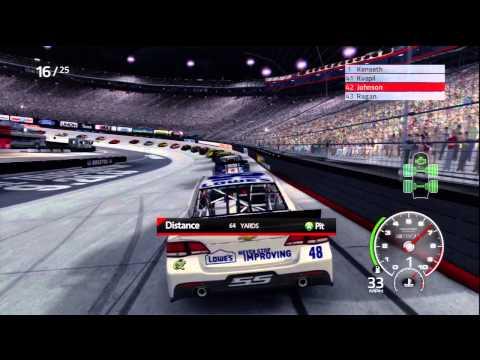 NASCAR THE GAME 14 : NASCAR 2014 BRISTOL NIGHT
