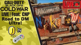 24/7 NUKETOWN DOUBLE XP DM ULTRA GRIND CALL OF DUTY BLACK OPS COLD WAR (DIAMOND ARs SOON!)