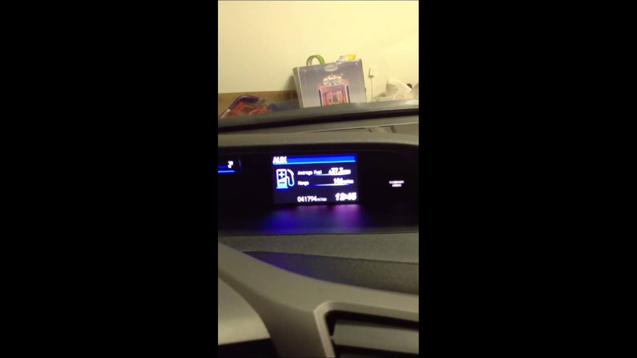 video on 2012 civic i mid screen youtube