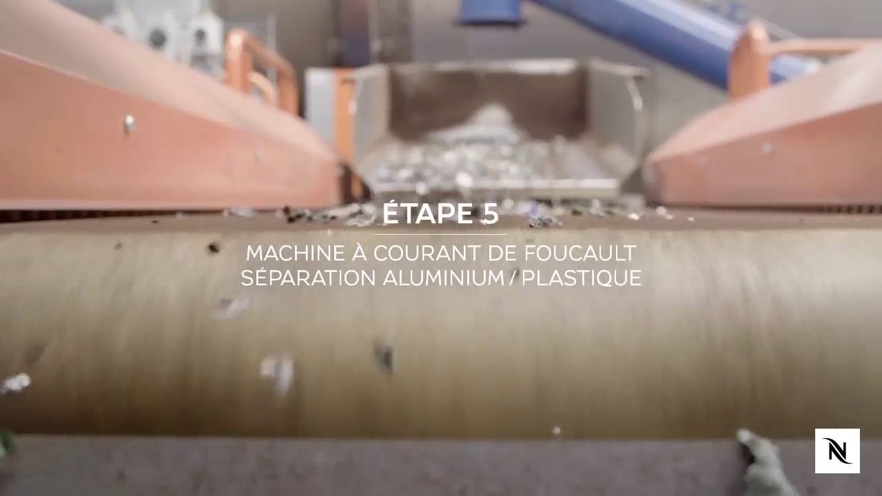 Populaire Découvrez le nouveau centre de recyclage des capsules Nespresso  ZE43