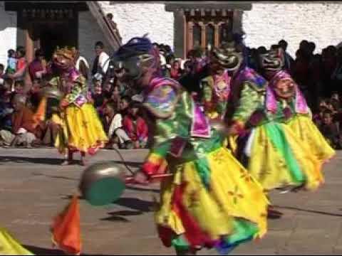 Bhutan Documentary By Tourism Council Of Bhutan