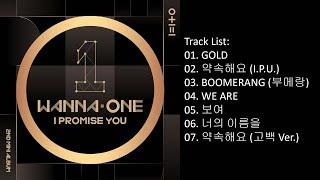 [Full Album] Wanna One – 0+1=1 (I PROMISE YOU) (Mini Album)