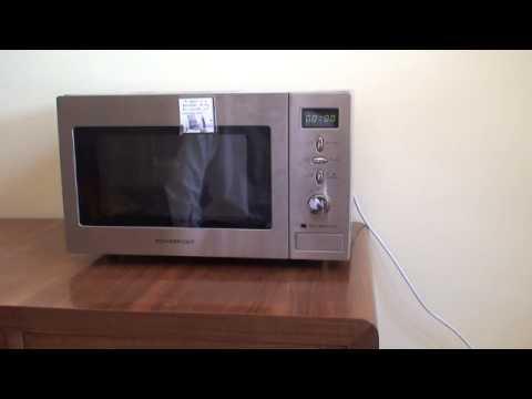 microwave energy efficiency