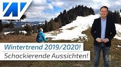 Schockierende Winterprognose 2019/2020!