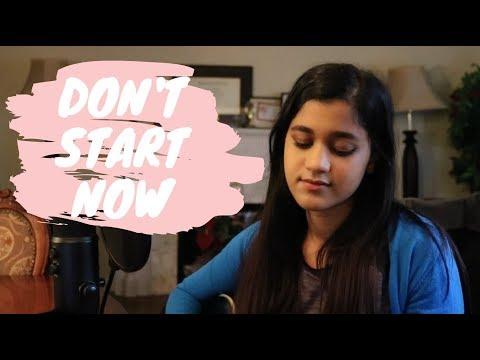 dua-lipa---don't-start-now-(cover)