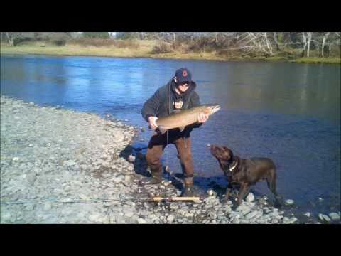 Steelhead fishing in Western Washington