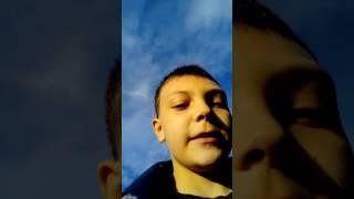 Vlog по парку, первое видео, первый день войны.  Видео для детей.