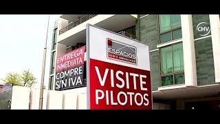 Edificio nuevo de Ñuñoa podría ser demolido tras ser declarado ilegal - CHV Noticias
