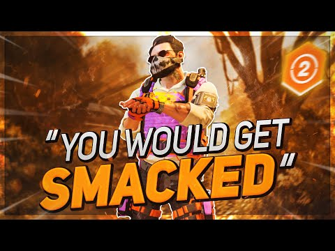 He said I&39;d get smacked without my mnk 😂||The Division 2 Darkzone pvp gameplay