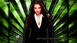 "WWF/E: Stephanie McMahon Theme Song - ""All Grown Up"" (V2) [CD Quality + Lyrics]"
