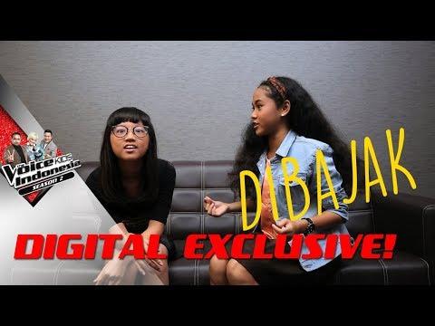 PARAH! KANE DITANTANG KIM DAN RAFA | VLOG #14 | The Voice Kids Indonesia S2 GTV 2017
