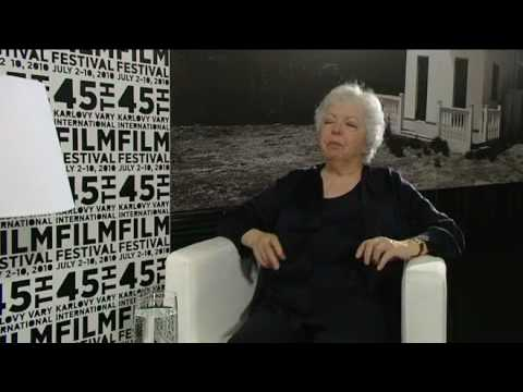 Thelma Schoonmaker interview Karlovy Vary