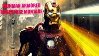 Iron Man Music Video- Theme From Ironman Armored Adventures  {HQ}