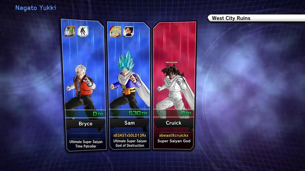 Dragon Ball Xenoverse 2 2v1 Endless Battle Glitch Youtube