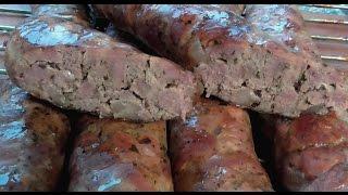 Домашняя колбаса Рождественская. Домашняя колбаса на пару.